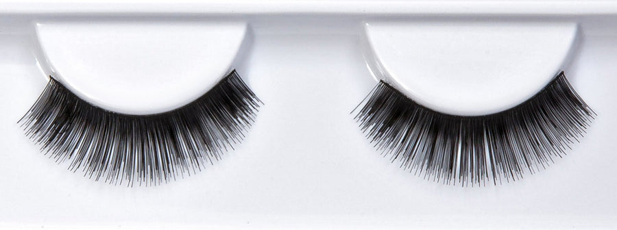 Human Hair Thick Small False Lashes