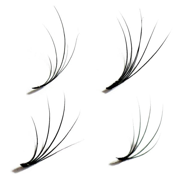 Individual Flare False Eyelashes 15.5mm Extra Long