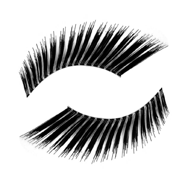 Human Hair Thick False Lashes