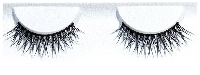 Synthetic Hair Criss-Cross Eyelashes