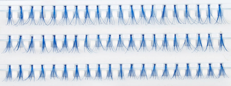 Individual Blue Flare False Eyelashes