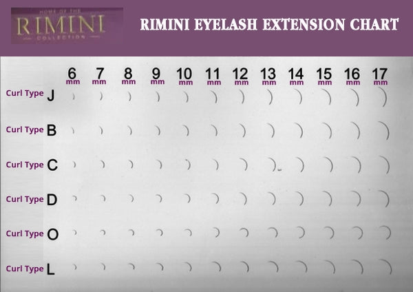 Premium Mink Mixed Length 20 Line Trays (Select Option)