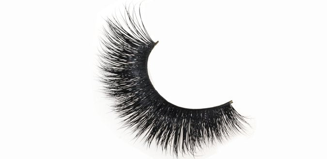 Summer Dream Double Layered  100% Mink Lashes by Rimini Collection