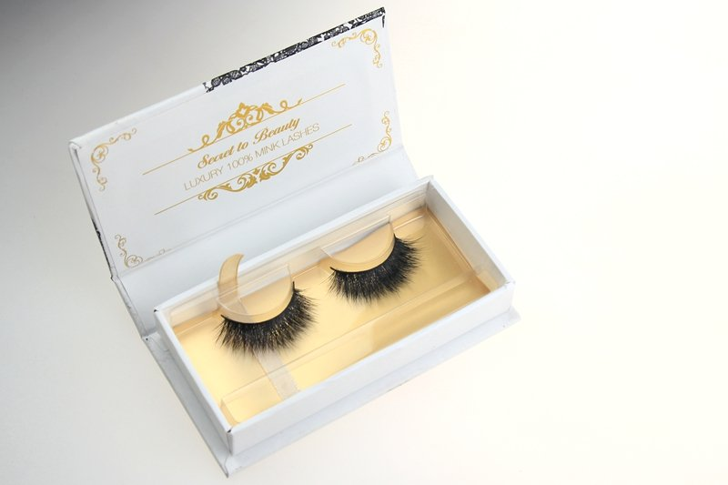 Lust for Lashes  Double Layered 100% Mink Lashes by Rimini Collection