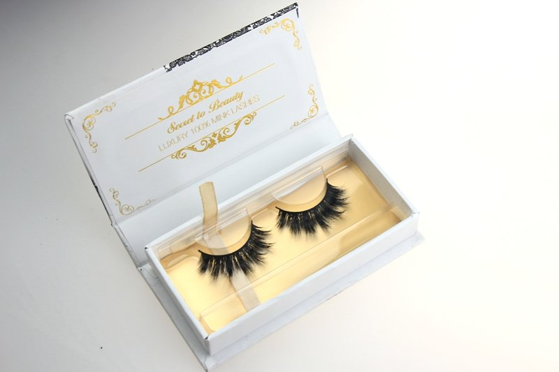 Mambo's Ibiza  Double Layered 100% Mink Lashes by Rimini Collection