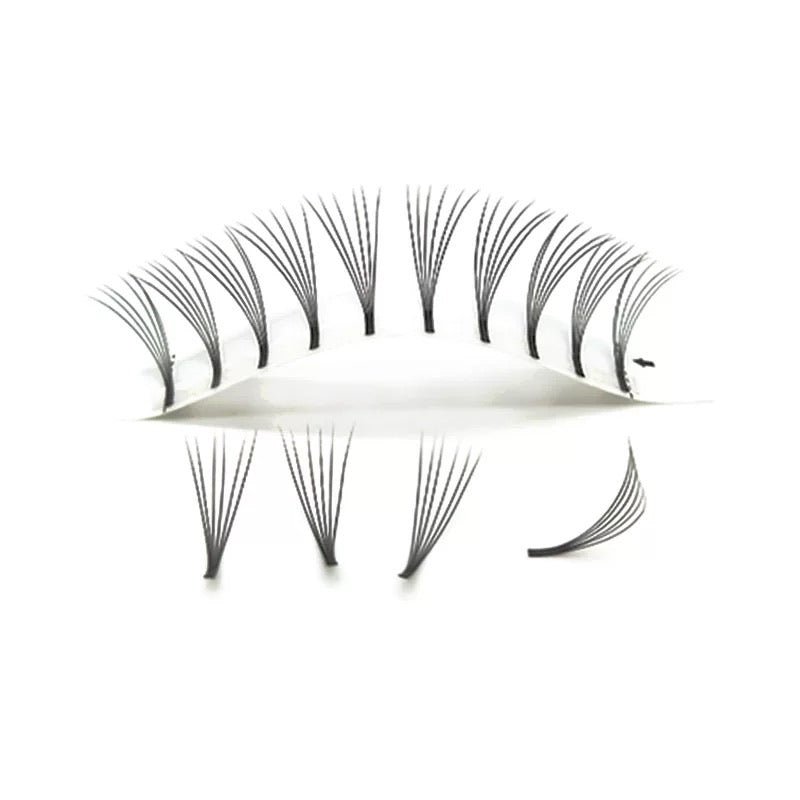 6D Premium Russian Volume Pre Made Fan lashes