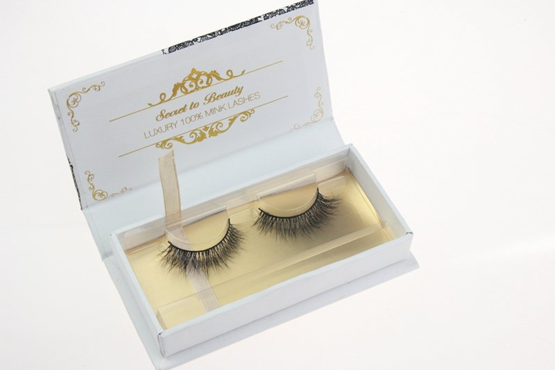 Absolutely Fabulous!  3D  100% Mink Lashes by Rimini Collection