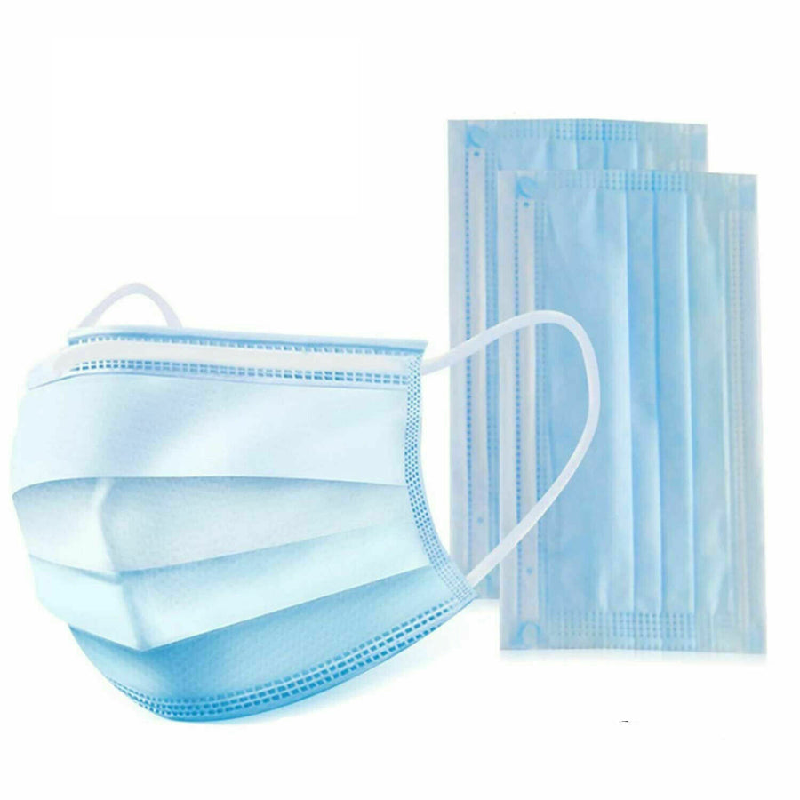Disposable Face Masks - Pack of 10