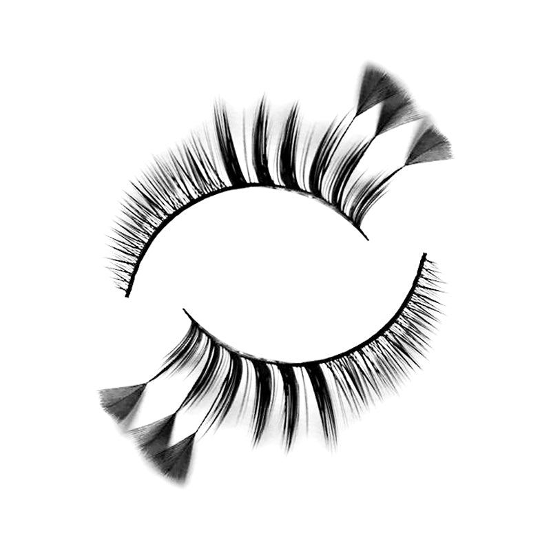 Feather Tipped False Lashes NEW
