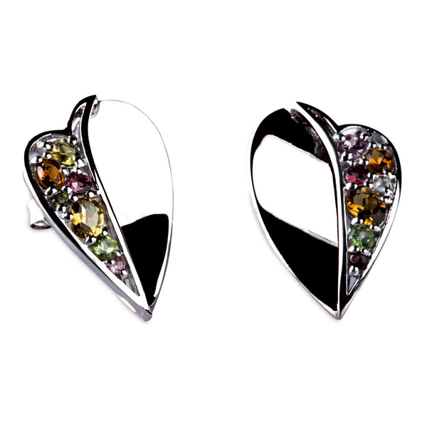 Heart Carioca Earrings