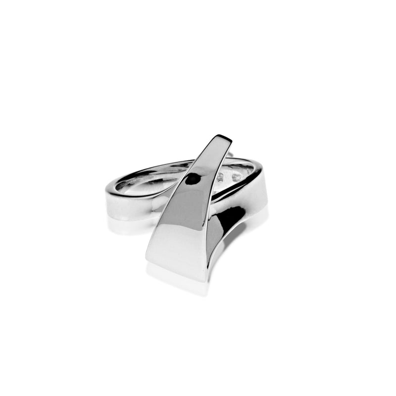 Dichotomy Shiny Ring