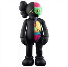 Load image into Gallery viewer, Kaws Companion Open Edition (Flayed) Black (2016)