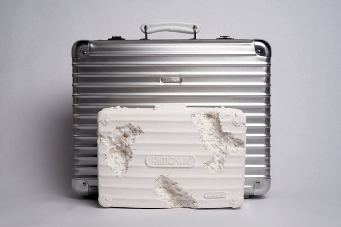 Daniel Arsham Eroded Attaché