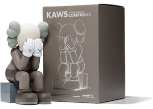 Kaws (Passing Through) Open Edition Brown (2018)