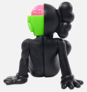 Kaws Resting Place Companion Black