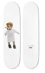 Jake and Dinos Chapman, Supreme Skateboard Decks