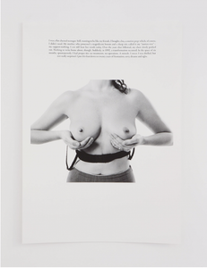 "Sophie Calle- ""The Breasts"" (EN)"