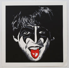Load image into Gallery viewer, Mr. Brainwash, Kiss the Beatles
