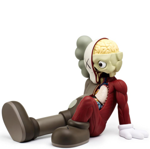 Kaws Resting Place Companion Red
