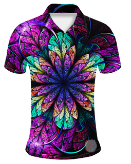 Amethyst | Mens S Golf Shirts