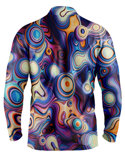 Arcade | Mens Long Sleeve Golf Shirts