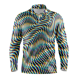 Beetlejuice | Mens Long Sleeve S Golf Shirts