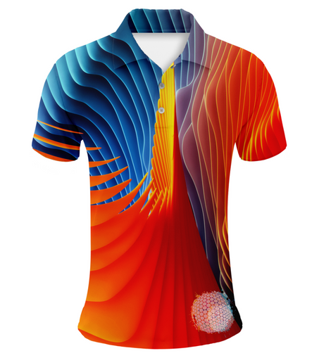 Birds Of Paradise | Couples Mens Small Short Sleeve / Womens Golf Shirts