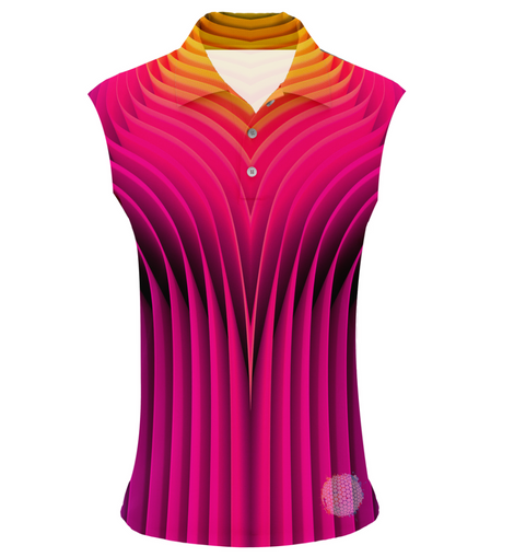Deco | Womens Sleeveless S Golf Shirts