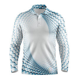 Earth | Mens Long Sleeve S Golf Shirts