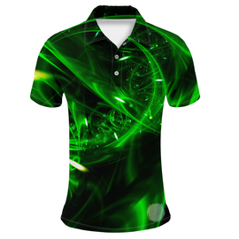 Emerald | Mens S Golf Shirts