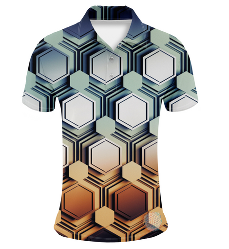 Hex Xl Mens Golf Shirts