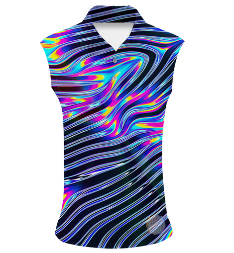 Hypnosis | Womens Sleeveless S Golf Shirts