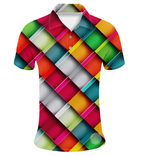 Neapolitan | Mens S Golf Shirts
