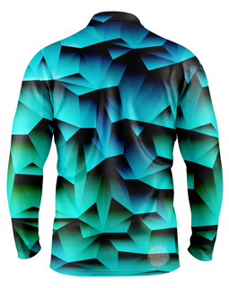 Pacific | Mens Long Sleeve Golf Shirts