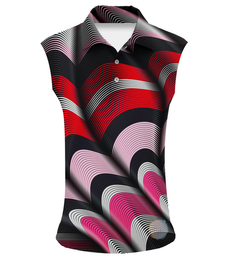 Parachute | Womens Sleeveless S Golf Shirts