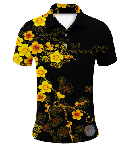 06W S Womens Golf Shirts