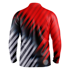 Rose | Mens Long Sleeve Golf Shirts