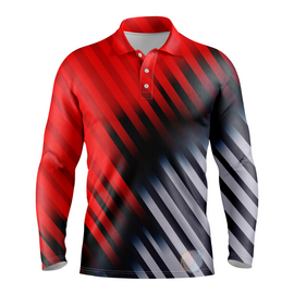 Rose | Mens Long Sleeve S Golf Shirts
