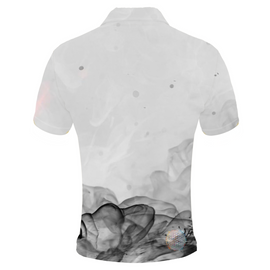 Smoke Mens Golf Shirts
