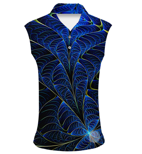 The Executive | Womens Sleeveless S Golf Shirts