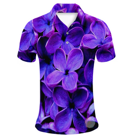 02W S Womens Golf Shirts