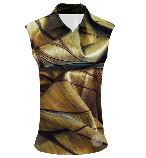 Windy Sail | Womens Sleeveless S Golf Shirts