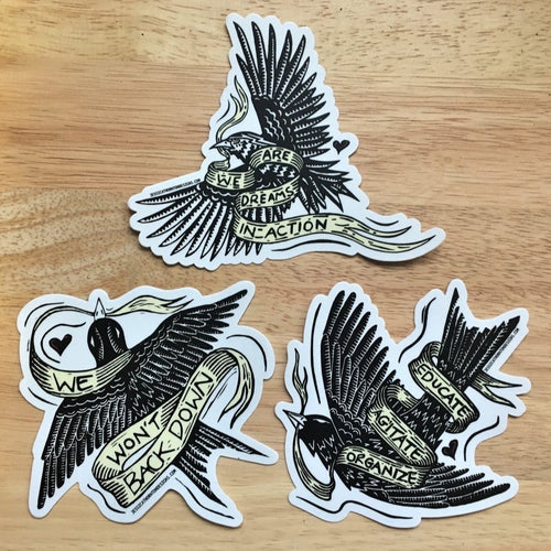 Messenger Bird Sticker Pack