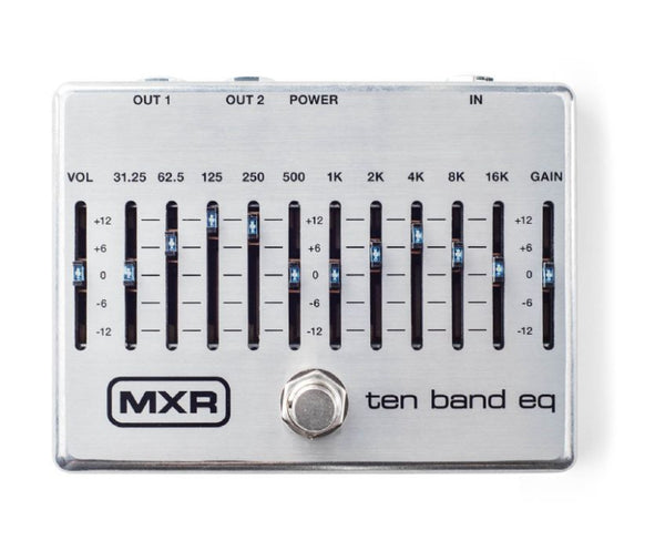 Guitar Accessories - MXR Ten Band EQ M108S