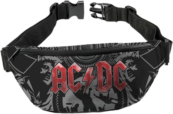 AC/DC Black Ice Fanny Pack