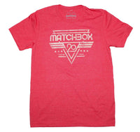 T-shirt Matchbox 20 Alpha Crest