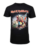 T-shirt Iron Maiden le soldat