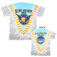T-shirt V-Dye Allman Brothers Flying Peach