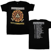 Soundgarden Superunknown Tour 94 T-shirt souple