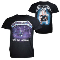 T-shirt Metallica Ride the Lightning
